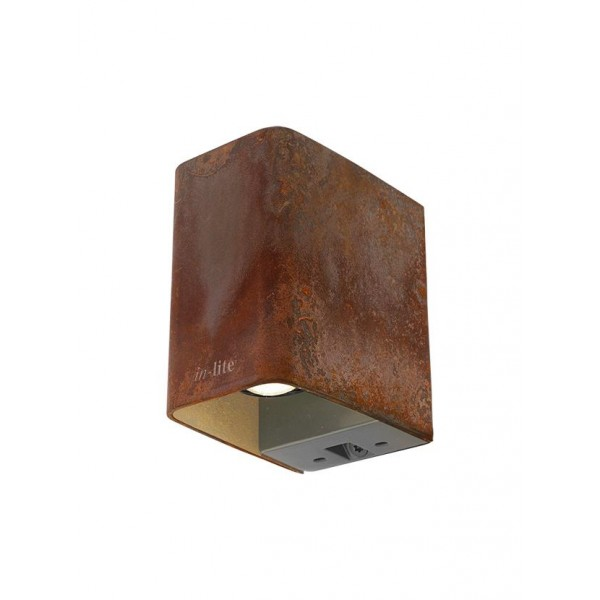 In Lite | Ace Down Corten | Muurlampen