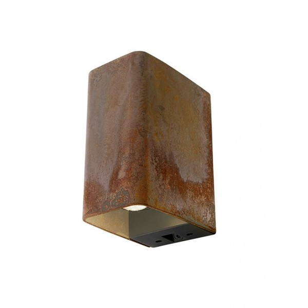 In Lite | Ace Up-Down Corten | LED | Muurlampen | 12 Volt