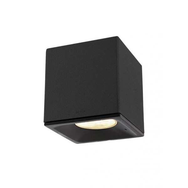 In Lite | Big Cubid Dark | Muurlampen