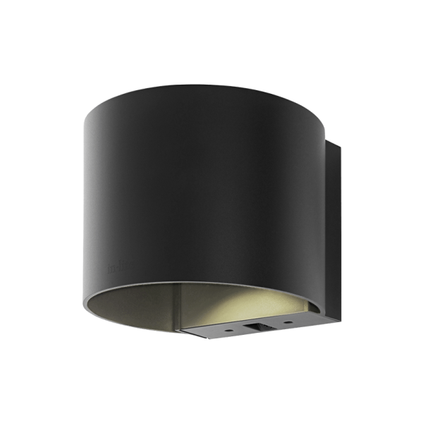 In Lite | Halo Up-Down Dark | LED | Muurlampen | 100-230V