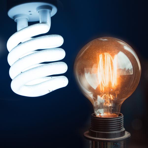 Halogeen vs. LED: Waarom je alleen nog maar LED ziet tegenwoordig